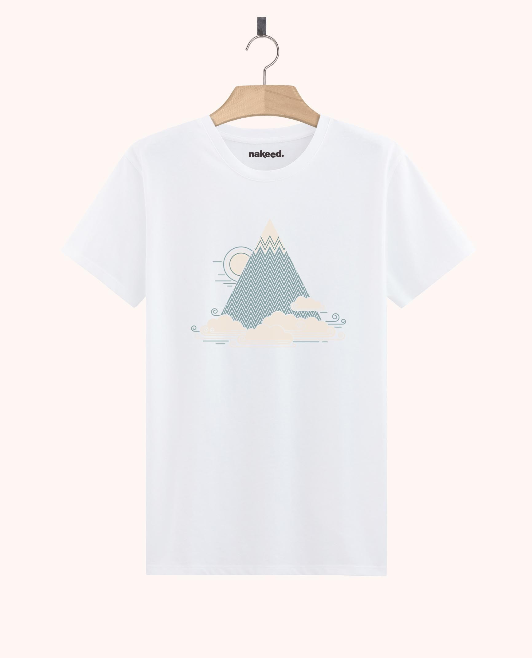 Teeshirt Cloud Mountain